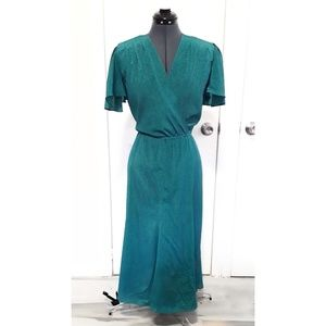 Liz Claiborne Vintage 80s dress size 12